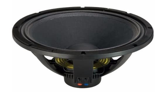 RCF L18P300 18-Inch Car and DJ Woofer