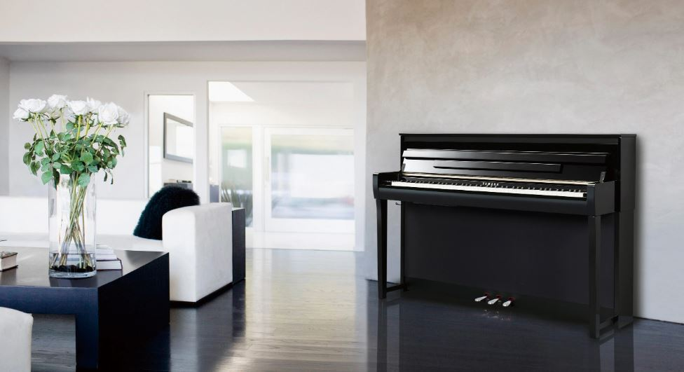 yamaha clavinova clp 635 digital piano matte black