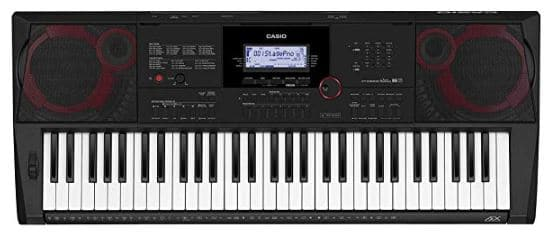 Casio CT-X5000 Vs CT-X3000