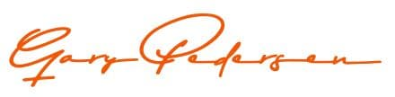 Gary Pedersen Signature