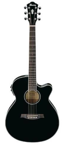 Ibanez AEG10II Acoustic Electric Guitar