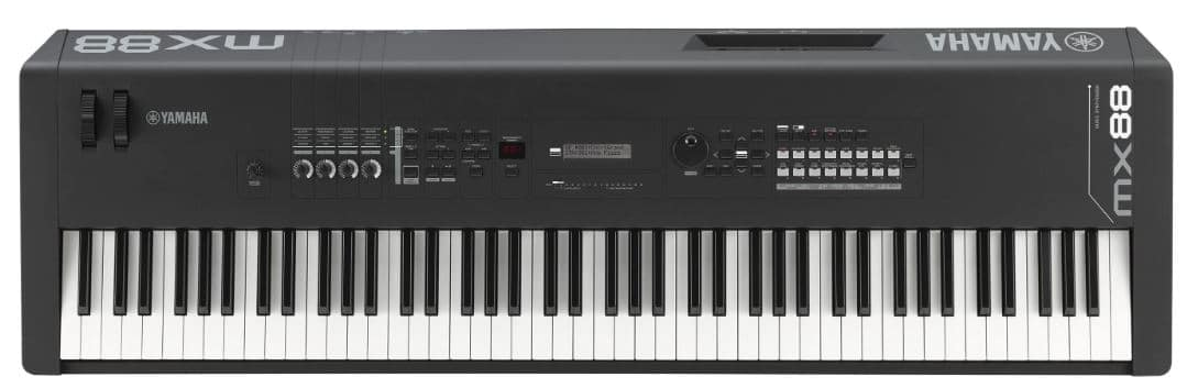 My Experience With Yamaha MX 88 Workstation Keyboard