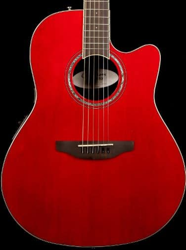 Ovation Guitar Brand