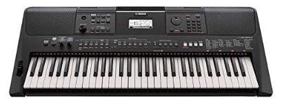 PSR E463 keyboard