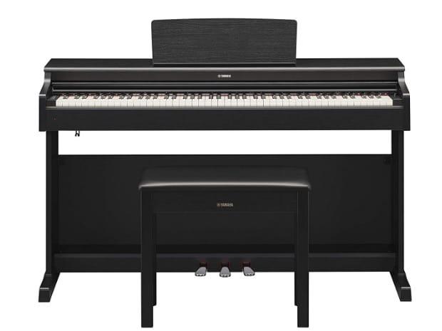 Roland HP 702 Alternate - Yamaha YDP 164