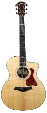 Taylor 114ce 100 Series Acoustic Guitar For Small Hands