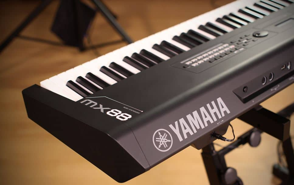 Yamaha MX 88 Detailed Analysis and Review