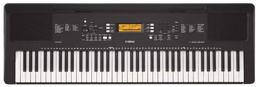 Yamaha NP 12 alternate option Yamaha PSR EW 300