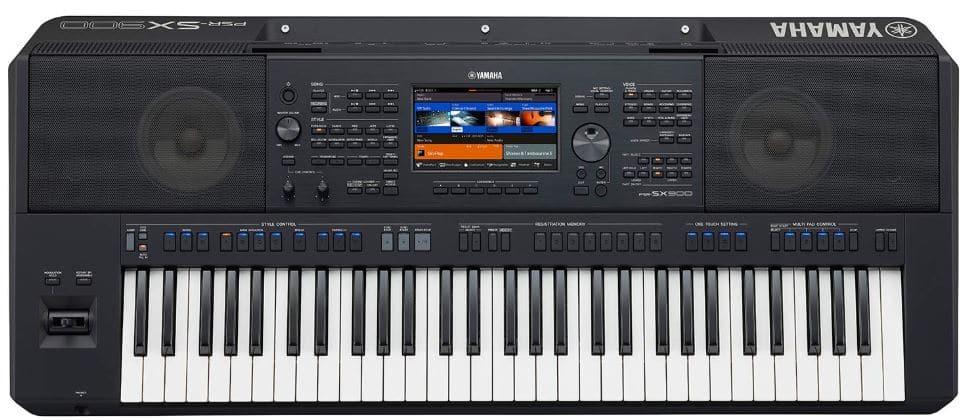 Yamaha PSR SX900 Looks Exactly Like PSR SX700