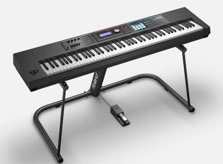 My Experience With Juno DS 88 synthezier with 88 weighted keys