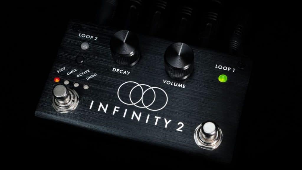 Pigtronix Infinity 2 Looper Pedal Review - The Budget Pedal Just Got Better