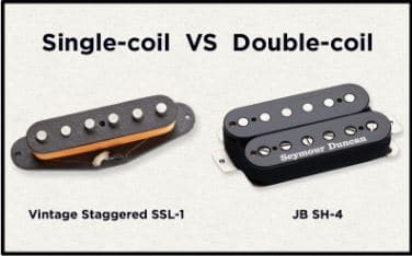 Single Coil Vs Double Coil
