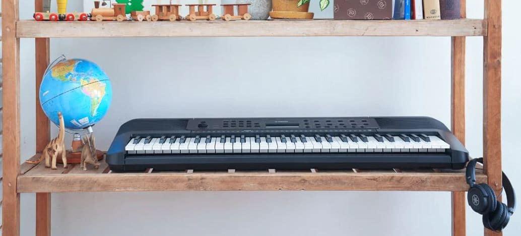 The Beginner PSR Keyboard