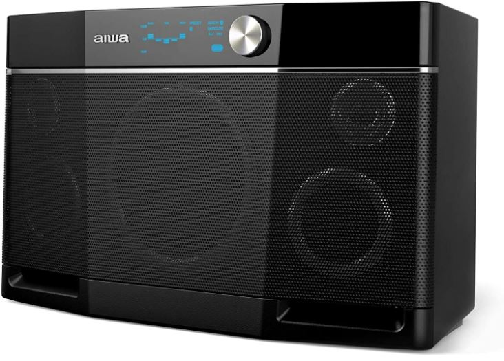 Aiwa Exios 9 - The best bluetooth party speaker under $300