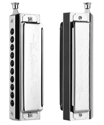 Cheap Chromatic Harmonica For Beginner Under $40