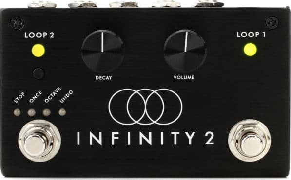 My Experience With Infinity 2 Looper Pedal from Pigtronix