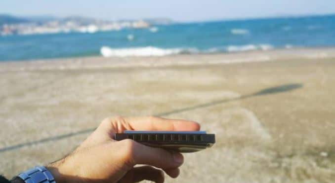 What is Harmonica - Aerophone musical instruments.