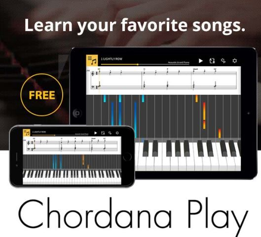 Casio Chordana App Integration