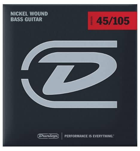 Dunlop DBN45105 Nickel Wound