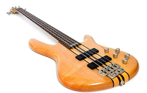 Evolution of Bass Guitars