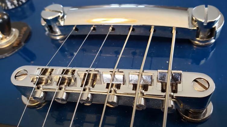 Firefly Guitar Bridges with head adjustments