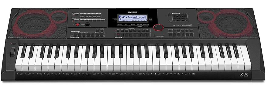 My Experience with Casio CT X5000