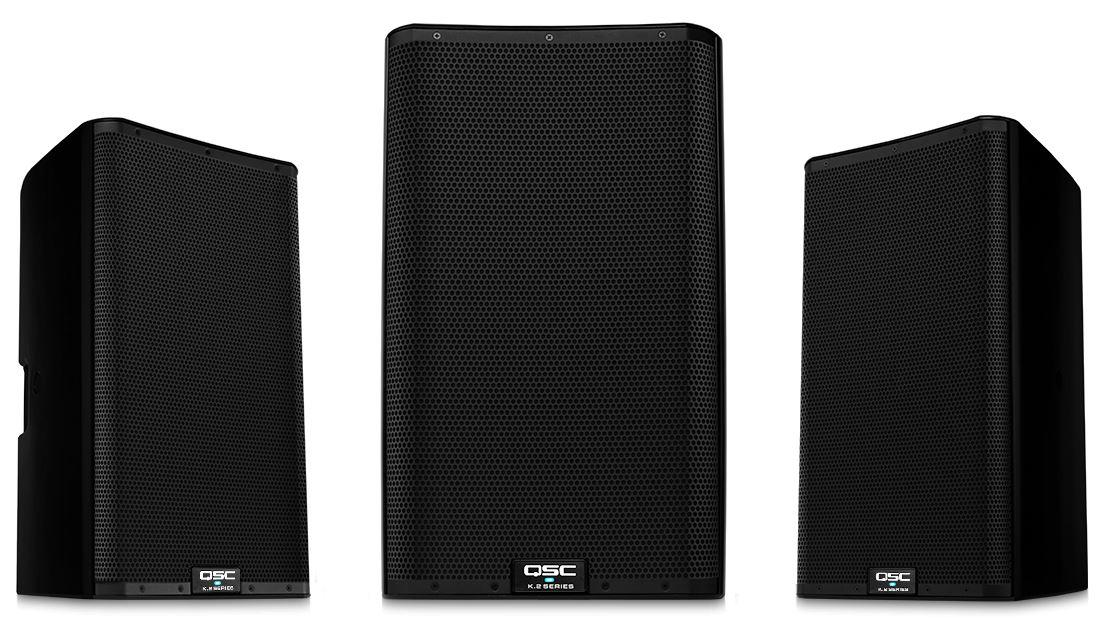 QSC K12.2 Review - Active 12 Inch Powered 2000 Watt Loudspeaker