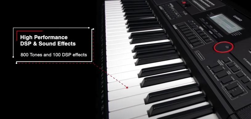 CT X5000 Tones