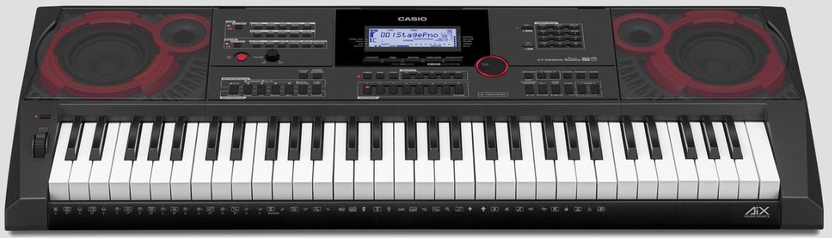Casio CT-X5000 Arranger Keyboard Review