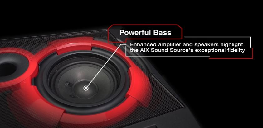 Powerful Speakers Casio CTX Series