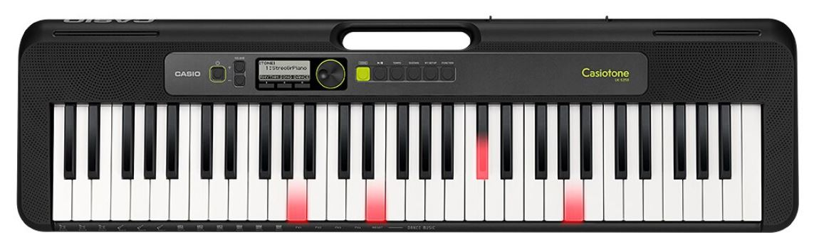 Casio LK-S250 Review - The Lightining Key Casiotone Keyboard