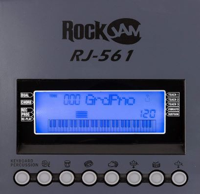 LCD display Rj5061