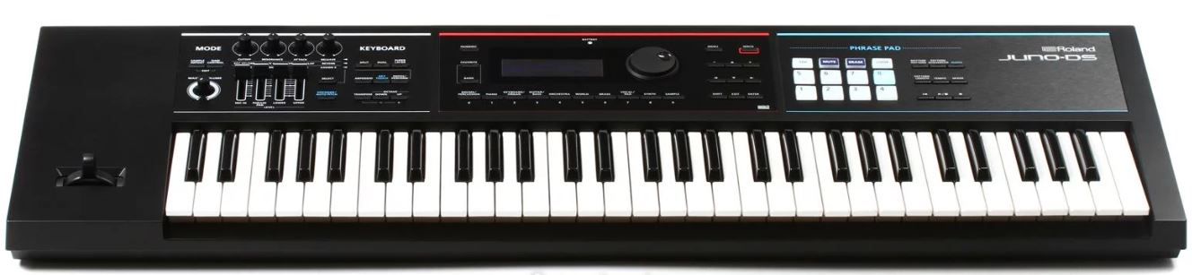 My Experience With Juno DS 61 synthezier portable keyboard