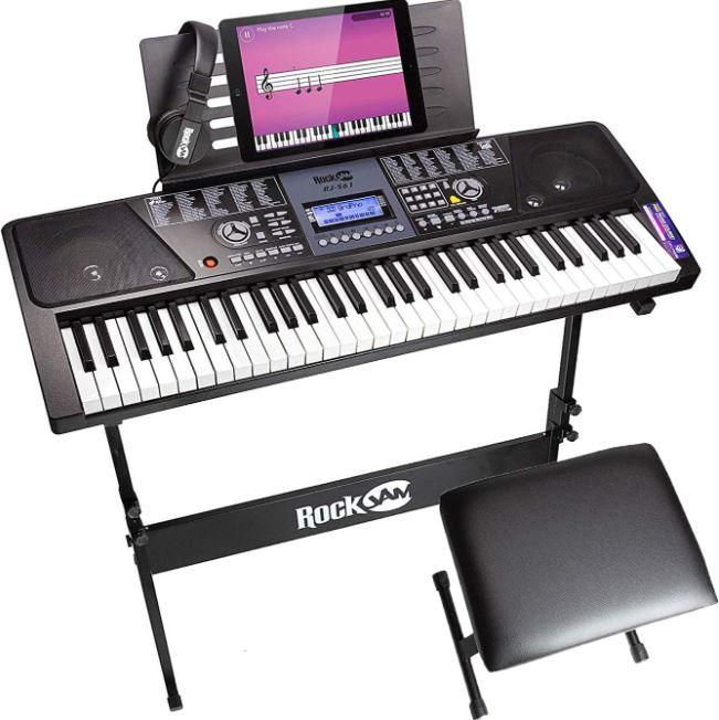 Rockjam RJ561-RJ761 Keyboard Review