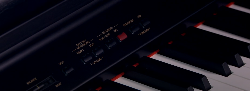 kawai CE220 internal recorder