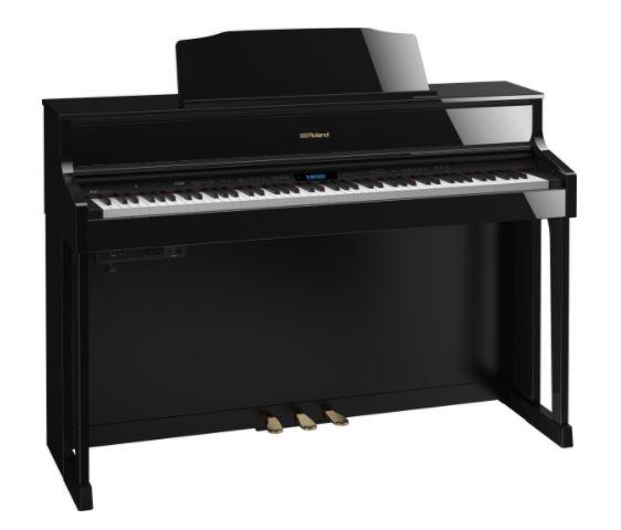 Console or Hybrid Piano