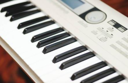 Musical Keyboard - Piano