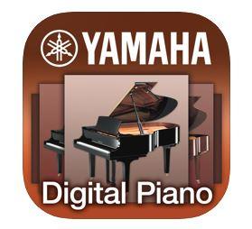 Yamaha Digital Piano Controller iOS app