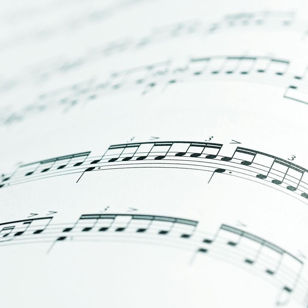 Rhythms in Music and Piano