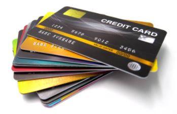 Credit - Debit cards as an alternate