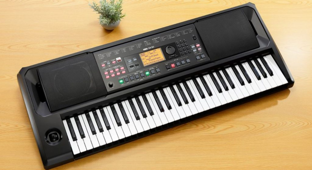 KORG EK 50 Review - The Entertainer Keyboard