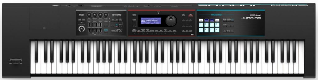 Roland Juno DS 88 Review - The master piece synthesizer