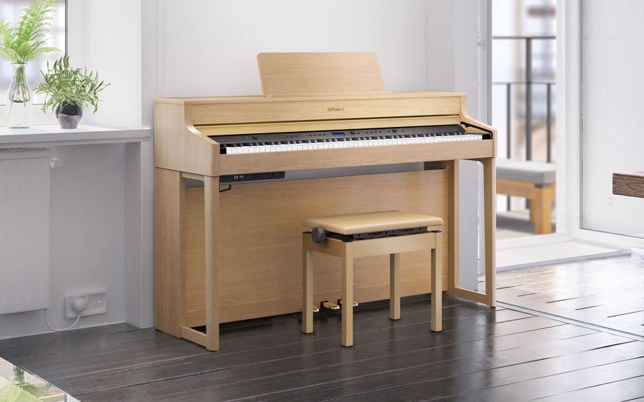 Roland HP 702 Digital Piano review
