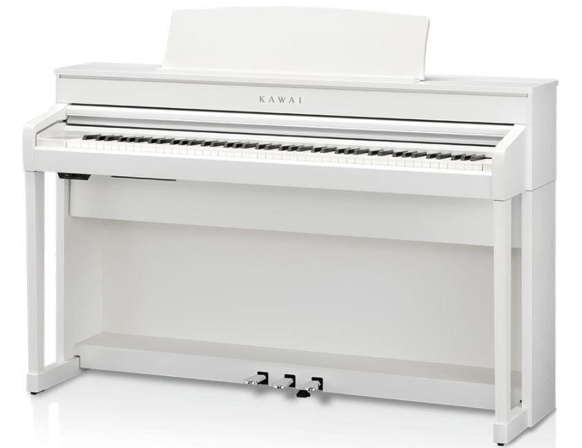 Satin white CA-79 cabinet