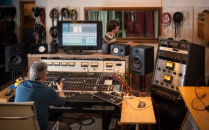 Advantage - Music Studio Quality Recording