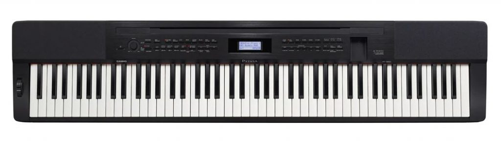 Casio Privia PX 350 Review - The Old Music Master