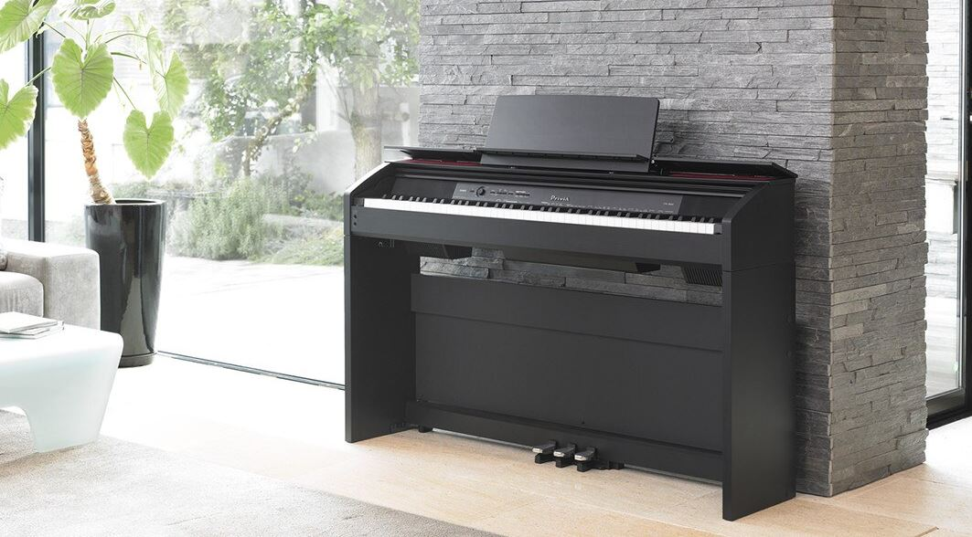 Casio Privia PX 860 - PX 870 Review - The Musical Masterpiece