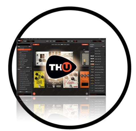 Overloud TH-U - Most Advance Paid VST Plugin