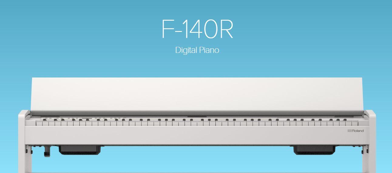 Roland F 140R CB Review
