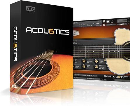 Vir2 Acou6tics Acoustic guitar Plugin Experience